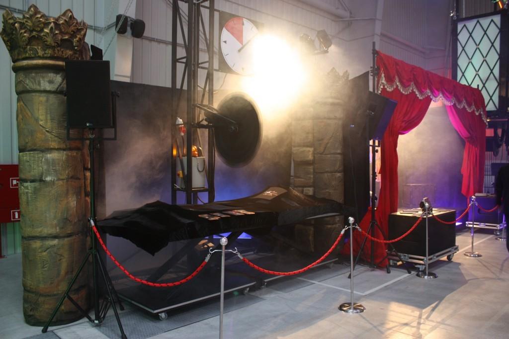 Magic Show Targi Event 2010